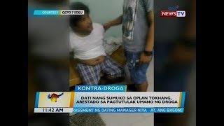 BT: Dati nang sumuko sa oplan tokhang, arestado sa pagtutulak umano ng droga