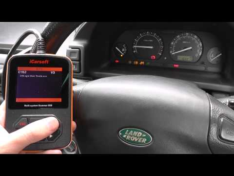 Land Rover Best Diagnostic Tool Kit