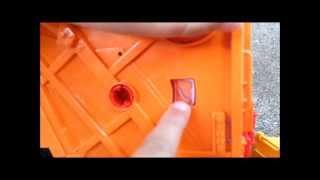 getlinkyoutube.com-Caminhão do lixo de brinquedo do Thiago