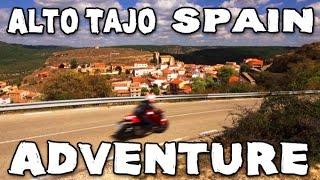 getlinkyoutube.com-Alto Tajo / Spain - Ducati Monster 821 Stripe - MotoGeo Adventures