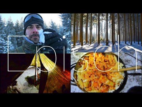 Episch! Winter Waldläufer Lager - Tag 3