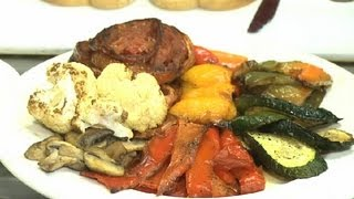 getlinkyoutube.com-Roasted Vegetable Medley Recipes : Vegetable Dishes