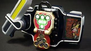 getlinkyoutube.com-DX版に移植してみた リペイント 仮面ライダー 鎧武ガイム ヨモツヘグリロックシード 龍玄・黄泉 Ryugen Yomi Yomotsuheguri Lockseed Repaint