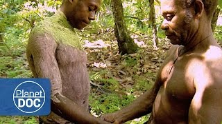 getlinkyoutube.com-Papua New Guinea. Traditions of their Tribes | World Curiosities