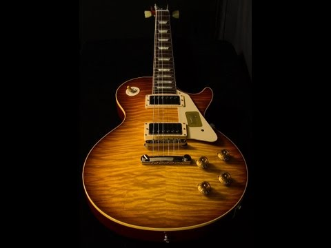 Gibson Custom Shop Historic Featherweight Wildwood Spec 1959 Les Paul Gloss  •  SN: 93355