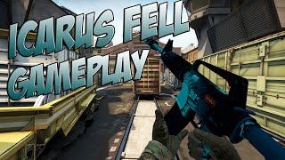getlinkyoutube.com-CS:GO - M4A1-S | Icarus Fell Gameplay