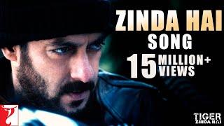 Zinda Hai Song | Tiger Zinda Hai | Salman Khan | Katrina Kaif | Sukhwinder Singh | Raftaar width=