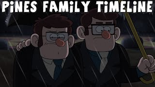 getlinkyoutube.com-Gravity Falls: Pines Family Timeline - Secrets & Theories