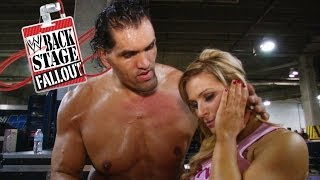 getlinkyoutube.com-Khali comforts Natalya - Backstage Fallout - October 25, 2013