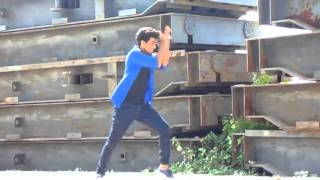 getlinkyoutube.com-Main hoon hero tera | Dance choreography | Abhishek Soni | The HAC Unity