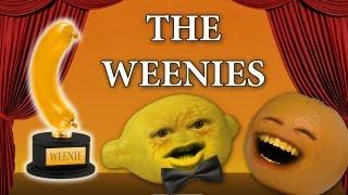 getlinkyoutube.com-Annoying Orange - The Weenies (Oscars Spoof)