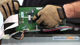getlinkyoutube.com-Duet Dryer Control Board (part #WP8546219) - How To Replace