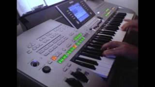 getlinkyoutube.com-My Heart Will Go On (Titanic) • Yamaha Tyros 3 Demo • PREMIUM Voice Choir&Vocals