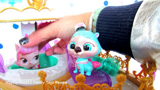 COLOR CHANGE PALACE PETS TOYS &  ROYAL YACHT | itsplaytime612