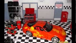 getlinkyoutube.com-2 FAST 2 FURIOUS 1/18 COLLECTION