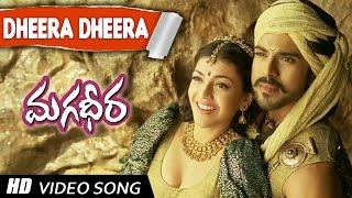 getlinkyoutube.com-Dheera Dheera Full Video song || Magadheera Movie || Ram Charan, Kajal Agarwal