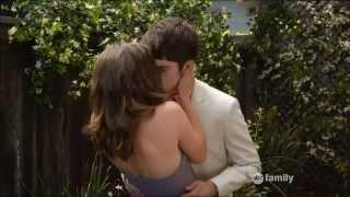 getlinkyoutube.com-The Fosters - Brandon and Callie's first kiss