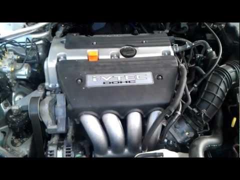 Непонятный стук в двигателе K20A