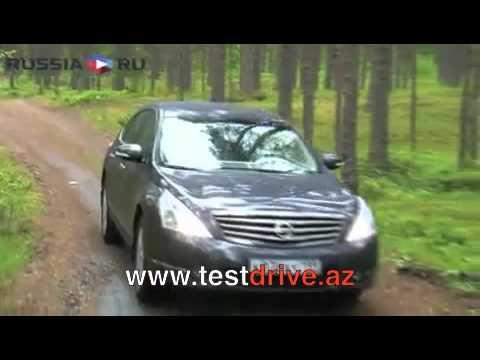 Nissan Teana - тест-драйв на Дни.ру.m4v