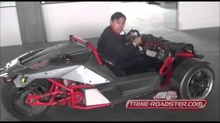getlinkyoutube.com-Brief Introduction on ZTR Trike Roadster ZT2501