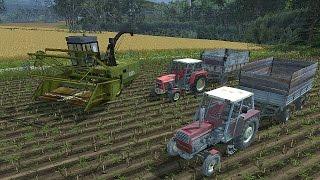 getlinkyoutube.com-Farming Simulator 2013 - Polskie Gospodarowanie #4 Kiszonka QQ  |Fortschritt & Ursus|