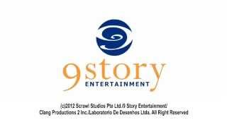 2D Lab / Scrawl Studios / 9 Story Entertainment / YTV