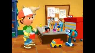 getlinkyoutube.com-Handy Manny School for Tools | Bend, Pull and Twist | Disney Junior