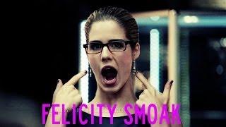 getlinkyoutube.com-►Felicity Smoak ; The Best Of HUMOR #1 (2K)