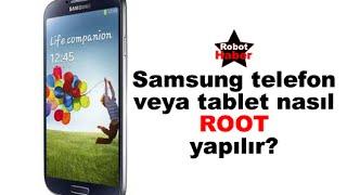 Android Samsung telefonlara root yapma (ODİN ile)