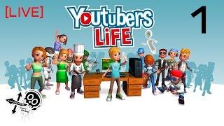 [LIVE] Youtubers Life - ตามติดชีวิตนักแคส! #1 (2/6/2559)