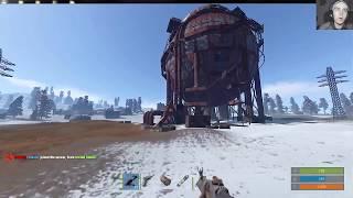 getlinkyoutube.com-Rust - Fan Meet Livestream Highlights #1 - GOOD ONLINE RAIDS - Hilarious Moments - Salty Loins