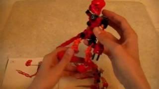 getlinkyoutube.com-Bionicle - Let's Build: Toa Tahu Mata