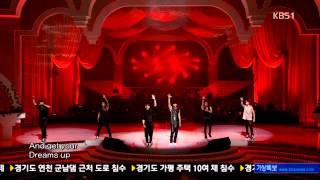 getlinkyoutube.com-[130714] 2PM (투피엠) - A.D.T.O.Y. (하.니.뿐.) + Hands Up (핸즈 업) @ KBS Open Concert