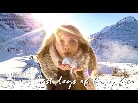 Giving Up Everything To Wanderlust ♥ Boho Diaries | Ep 2. Invermere BC