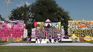 getlinkyoutube.com-การประกวดกองเชียร์และเชียร์ลีดเดอร์  คณะสีม่วง กีฬาภายใน รร.ขามแก่นนคร ปี 2558