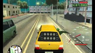 getlinkyoutube.com-Role De Uno Gta san andreas 2012 ,