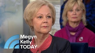 Meet-The-Woman-Who-Learned-That-Her-Mother-Passed-As-White-Megyn-Kelly-TODAY width=