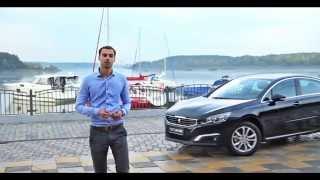 getlinkyoutube.com-Тест-драйв Peugeot 508 белорусской сборки