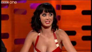 getlinkyoutube.com-Katy Perry talks about Russell Brand - The Graham Norton Show - BBC One