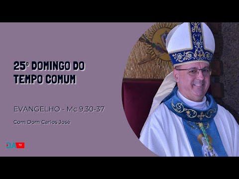25º DOMINGO DO TEMPO COMUM