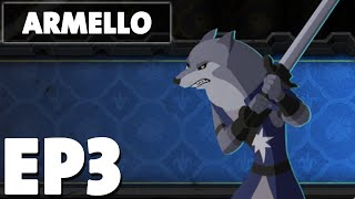 getlinkyoutube.com-Let's Play Armello - River the Howling Arrow - Episode 3 - Strategy Board Game RPG