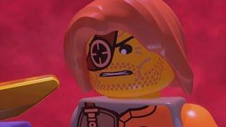 getlinkyoutube.com-LEGO Ninjago: Shadow of Ronin Walkthrough Finale - Dimensional Space & Final Showdown (3DS/Vita)