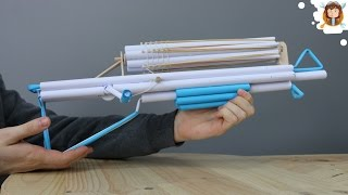 How to Make a Gun that Shoots Rubber Bands