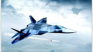 getlinkyoutube.com-Sukhoi / HAL Su-50MKI FGFA - India's 5th Generation Stealth Fighter