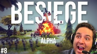 getlinkyoutube.com-LA CARNAGE-MACHINE! | Besiege alpha