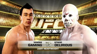 getlinkyoutube.com-VanossGaming vs H20 Delirious Celebrity Death Match MMA UFC EA SPORTS
