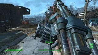 getlinkyoutube.com-Fallout 4 Необычные, Редкие виды оружия.