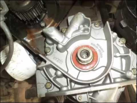 Замена маслонасоса Ваз2108#установка ремня ГРМ#,тонкости в работе
