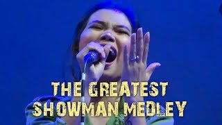 KATRINA VELARDE - The Greatest Showman Medley (The MusicHall Metrowalk | May 16, 2018) #HD720p