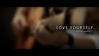 Love Yourself - Justin Bieber (Adera Acoustic Cover)